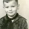Cub Scout Jeffrey Warren Patton, Tulsa, OK<br /> c. 1952