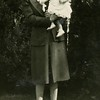 Florence (Montgomery) Patton with<br /> her granddaughter Paula Kathleen Patton.