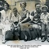 From left, Jennie Beaver, Jerry Reynolds, his mother Kathryn,<br /> her mother Bess Willsey, and Jerry's brother Gene.<br /> Toledo, OH  1951