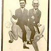 Glen Preston Willsey (left) and his<br /> brother, Ernest LeRoy.