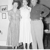 Kathryn Reynolds with her parents, Bess and Ernest Willsey.<br /> At the Willsey home, Tulsa, OK