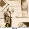 Thomas Edward Patton (1891-1961) and his wife Florence Etta (Montgomery) Patton (1893-1975)<br /> Tulsa, OK 1942
