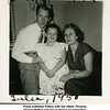 Paula Kathleen Patton with her father Thomas<br /> Warren Patton and her maternal grandmother<br /> Ruth Mae McDonald <br /> Tulsa, OK 1950