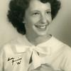 Jennie Reynolds.  Daughter of Eldora (Reynolds)<br /> Beaver.  Wife of Ken Wood.<br /> 1950