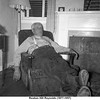 Reuben Hill Reynolds (1877-1957)<br /> At the home of his son, Eugene Nowery (1915-1963)<br /> Tulsa, OK