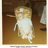 """Anthony Douglas """"Doug"""" Johnston at 8 weeks.<br /> At his uncle Gene's home.<br /> Oklahoma City, OK  1/17/1972"""