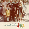 Ken and Jennie Wood and family.<br /> 1976