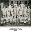 Jeff Patton, front row left-most.<br /> Irving grade school, 2nd or 3rd grade.<br /> Tulsa, OK
