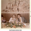 Tom Reynolds and Donna Todd.<br /> At their wedding rehearsal dinner.<br /> Tulsa, OK  1972