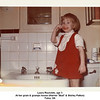 "Laura Reynolds, age 3<br /> At her gram & gramps house (Warren ""Bud"" & Shirley Patton)<br /> Tulsa, OK"