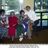 From left, Kathryn Reynolds with her grandson Doug Johnston, Kathryn's aunt Lucile Willsey,<br /> Paula and Gene Reynolds with their daughter Laura.<br /> At the home of Ernest and Bess Willsey, Tulsa, OK  1972