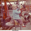 Doug Johnston.<br /> At the Tulsa State Fair.<br /> Tulsa, OK  September, 1973