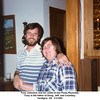 Tony Johnston and his sister-in-law Paula Reynolds.<br /> Tony is the father of Doug, Jeff, and Courtney.<br /> Verdigris, OK  1/1/1981
