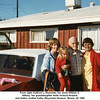 From right, Kathryn L. Reynolds, her uncle William C.<br /> Willsey, her granddaughter Anita Victoria Howard,<br /> and Anita's mother Kathy (Reynolds) Howard.  Bowie, AZ 1980