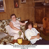 From left, Eva Lee Willsey and Paula Reynolds.<br /> At the home of Kathy and Martin Howard.<br /> Verdigris, OK