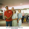 Front, Martin and Kathy Howard,<br /> Back, Kathy's brother Jerry and Jerry's friend Hazel.<br /> Tulsa, OK  5/25/1992