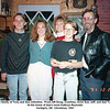 The family of Tony and Sue Johnston.  From left Doug, Courtney, mom Sue, Jeff, and dad Tony.<br /> At the home of Sue's mom Kathryn Reynolds<br /> Verdigris, OK  Christmas, 1991