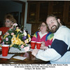 "Sue Ellen Reynolds, left, her brother Thomas Hill ""Tom"", and his wife, Donna (Todd).<br /> At the home of Martin and Kathy (Reynolds) Howard.<br /> Verdigris, OK  Easter, 1991"