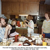 From left, Tom Reynolds, Jenny Bishop, Anita Howard, and Anita's mom Kathy.<br /> At the Howard home, Verdigris, OK  Easter, 1990