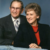 James Verdel and Virginia Faye (Patton) Woods<br /> on their 50th anniversary.