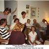 Surprise 25th wedding anniversary party for<br /> Gene and Paula (Patton) Reynolds.<br /> At Sue (Reynolds) and Tony Johnston's house, Tulsa, OK  June 1989