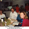 Kathy and Martin Howard, left, their daughter Anita, right,<br /> and Kathy's aunt Elsie Reynolds.<br /> The Savoy restaurant, Tulsa, OK  12 Oct 1991