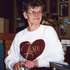 Kathryn Louise (Willsey) Reynolds.<br /> At her home in Verdigris, OK.<br /> Christmas, 2000