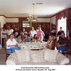 Paula Reynolds' 60th birthday party.<br /> At Paula and Gene's home, Newalla, OK  Aug 2003