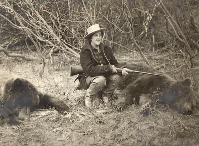 Mary Ellinger Hunting 11