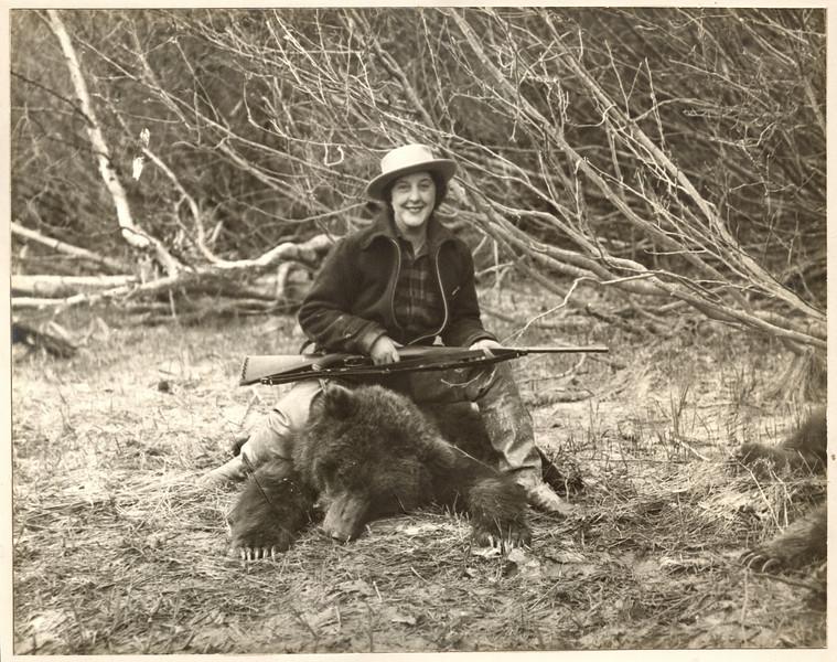Mary Ellinger Hunting 2