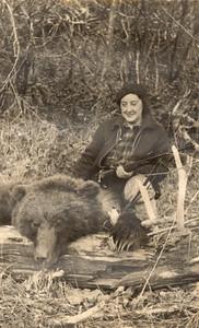Mary Ellinger Hunting 12