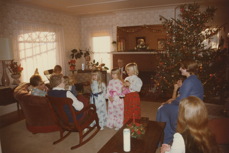 Christmas 1975 at 5 Mechanic Street 7