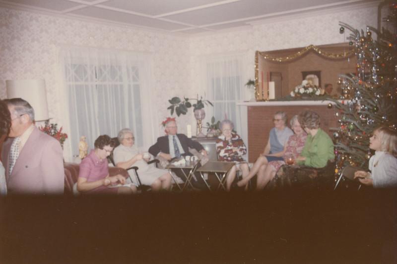 Christmas 1975 at 5 Mechanic Street 13