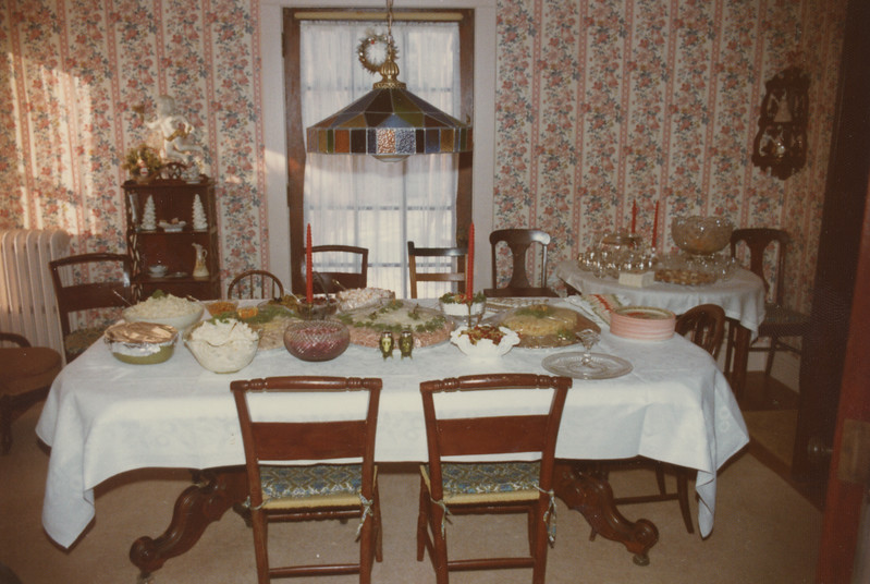 Christmas 1975 at 5 Mechanic Street 4