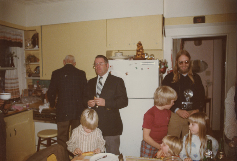 Christmas 1975 at 5 Mechanic Street 14