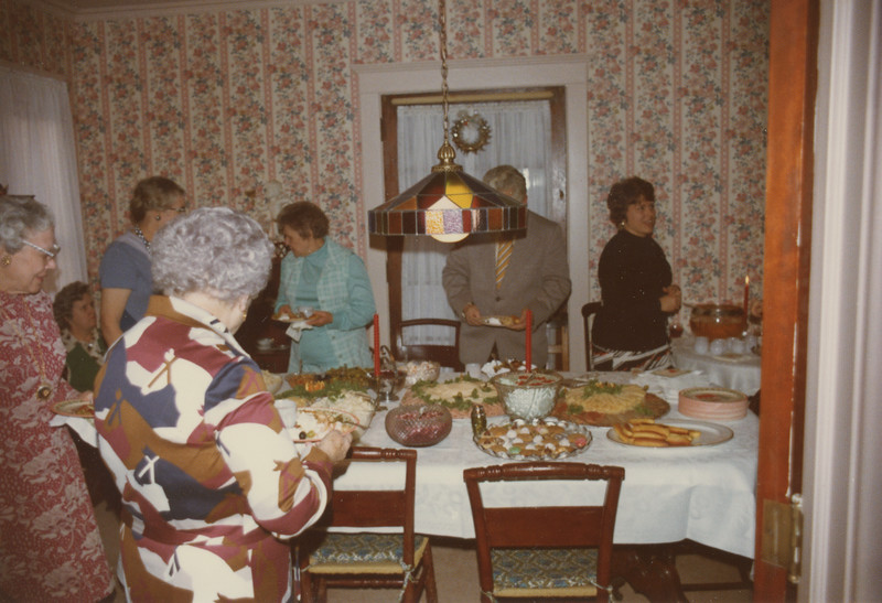 Christmas 1975 at 5 Mechanic Street 3