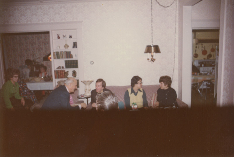 Christmas 1975 at 5 Mechanic Street 12