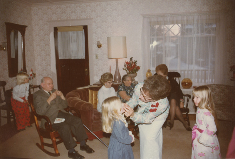 Christmas 1975 at 5 Mechanic Street 11
