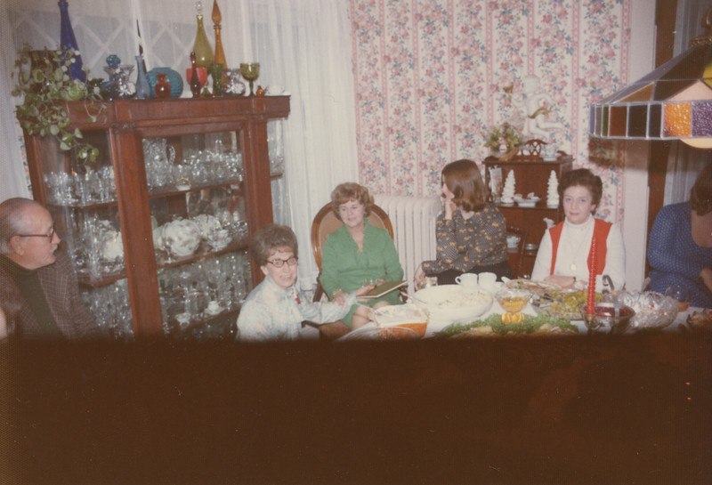 Christmas 1975 at 5 Mechanic Street 5