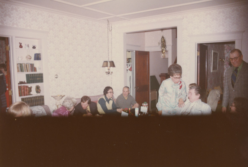Christmas 1975 at 5 Mechanic Street 8