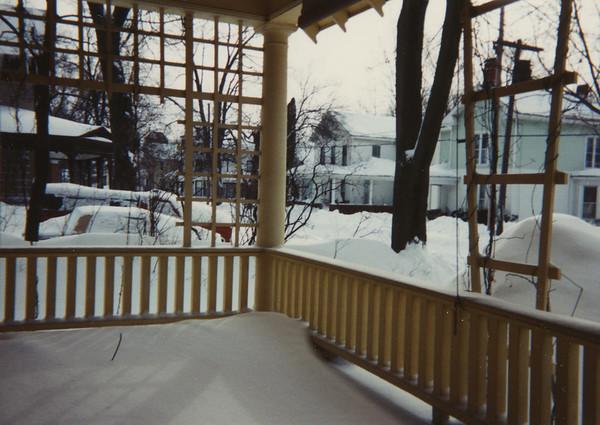Winter of 1993 at 5 Mechanic Street 8
