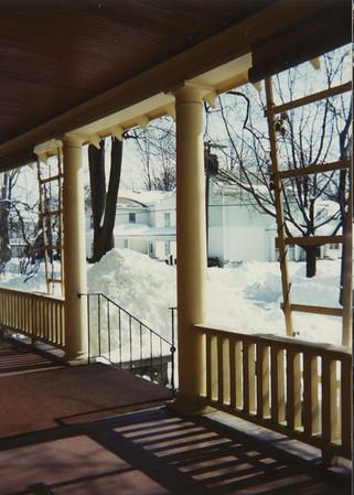 Winter of 1993 at 5 Mechanic Street 4