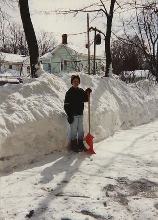 Winter of 1993 at 5 Mechanic Street 13