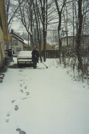 Winter of 1993 at 5 Mechanic Street 1