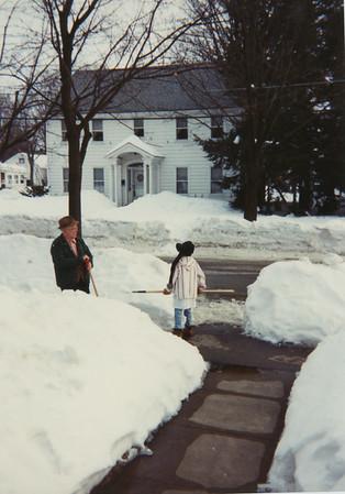 Winter of 1993 at 5 Mechanic Street 14