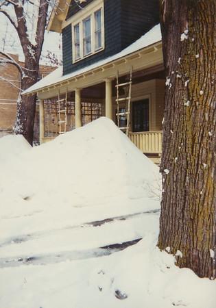 Winter of 1993 at 5 Mechanic Street 3