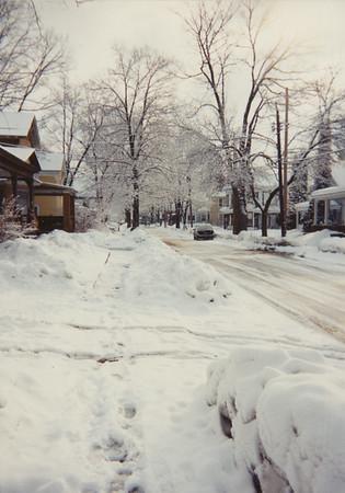 Winter of 1993 at 5 Mechanic Street 17