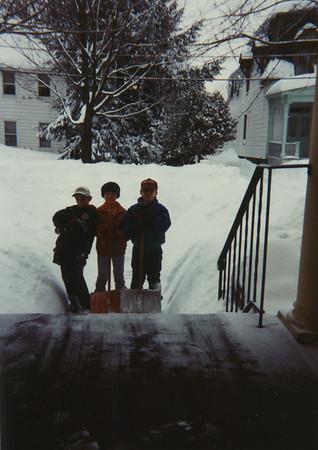 Winter of 1993 at 5 Mechanic Street 16