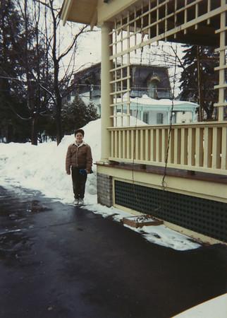 Winter of 1993 at 5 Mechanic Street 5