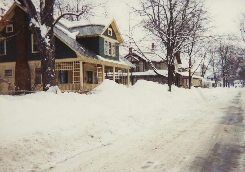 Winter of 1993 at 5 Mechanic Street 7